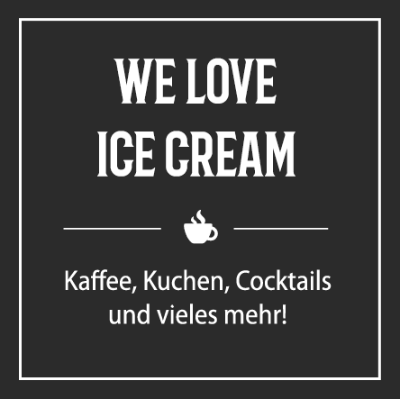 Slogan – We love Ice Cream